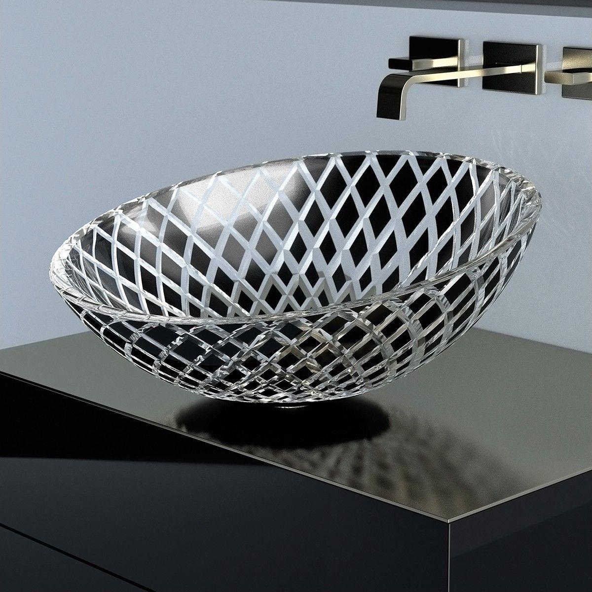 Bilder Zu Modernen Bädern ws bath collections xeni vessel bathroom sink in cut