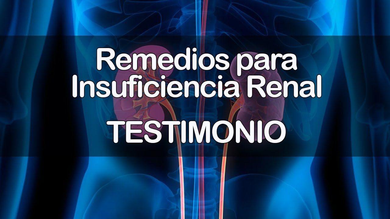 remedios caseros insuficiencia renal aguda