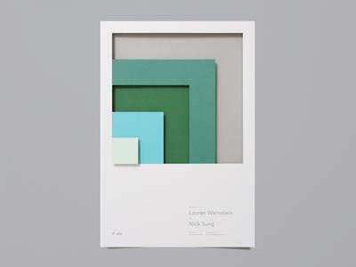 Designer Fund Bridge Speaker Series Poster No. 3