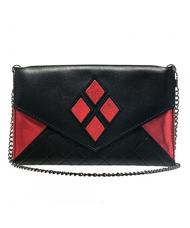 This Harley Quinn Envelope Wallet is perfect! #zulilyfinds