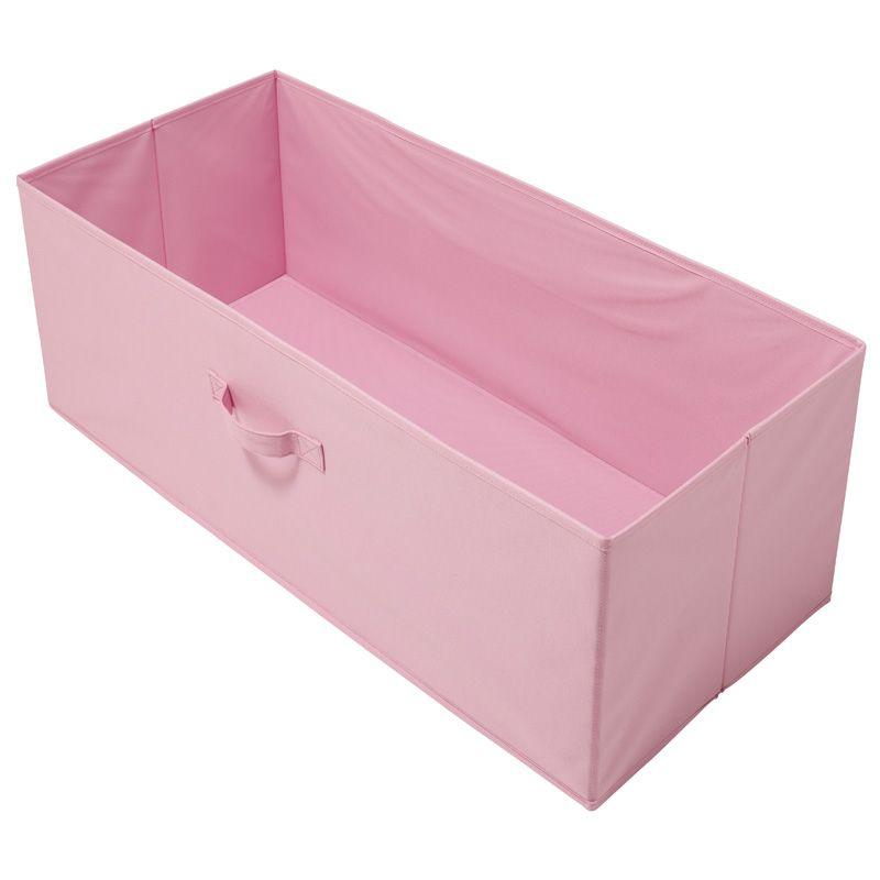 Manufacturer: Feather U0026 Black Product: Medium Canvas Box (underbed Storage)  Price: