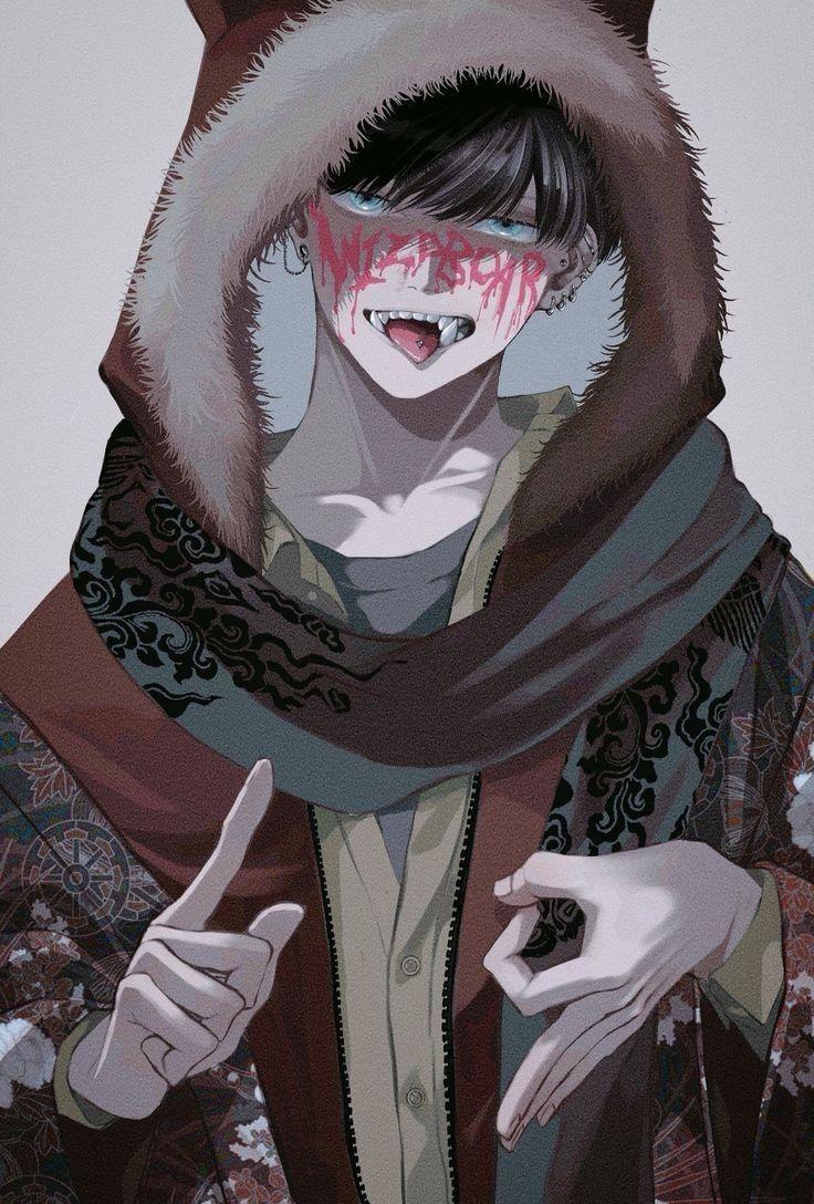 Pin von Rock hadixe auf Anime boy Charakterdesign