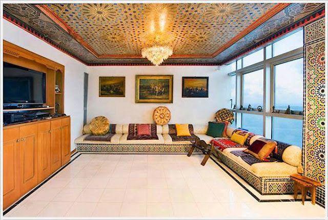 Salons Marocains 2015 Artisanat – Salon marocain artisanal   Leaving ...