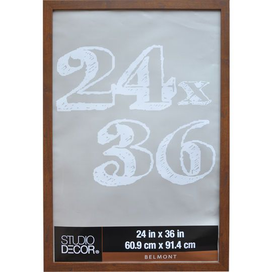buy the belmont honey wall frame by studio decor at michaelscom display - Michaels Picture Frame