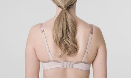 According to a new survey, most women are still wearing poorly fitting bras. Photograph: Alamy