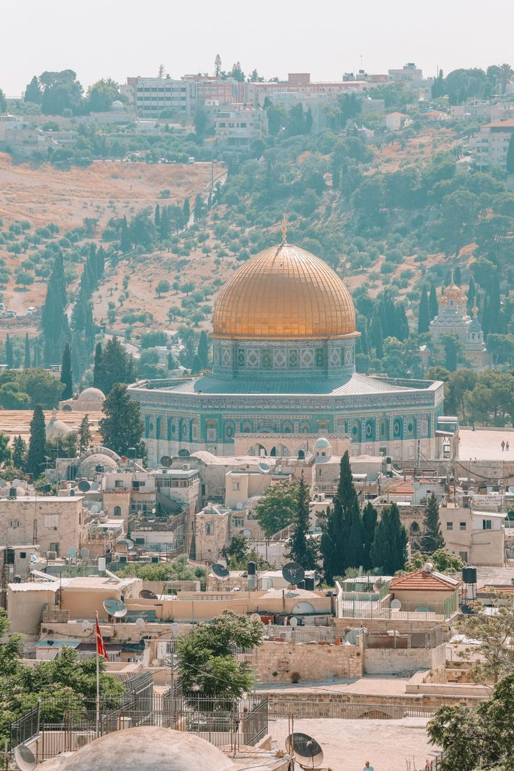 An Introduction To The Ancient City Of Jerusalem