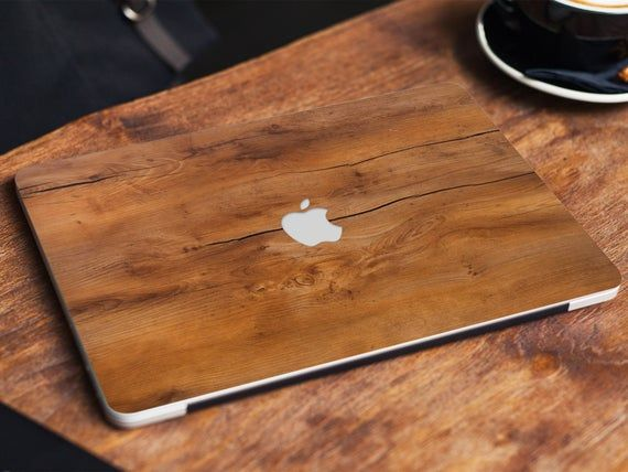 Brown Wood Macbook Case wood case A2141 wood pro 15 inch wooden air 13 case wood Pro 13 1706 mac book cover macbook 15 retina