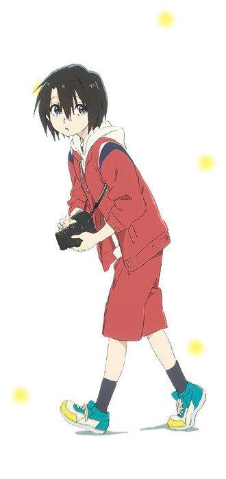 Koe No Katachi Character Designs Yuzuru Nishimiya Anime Films Anime Anime Movies