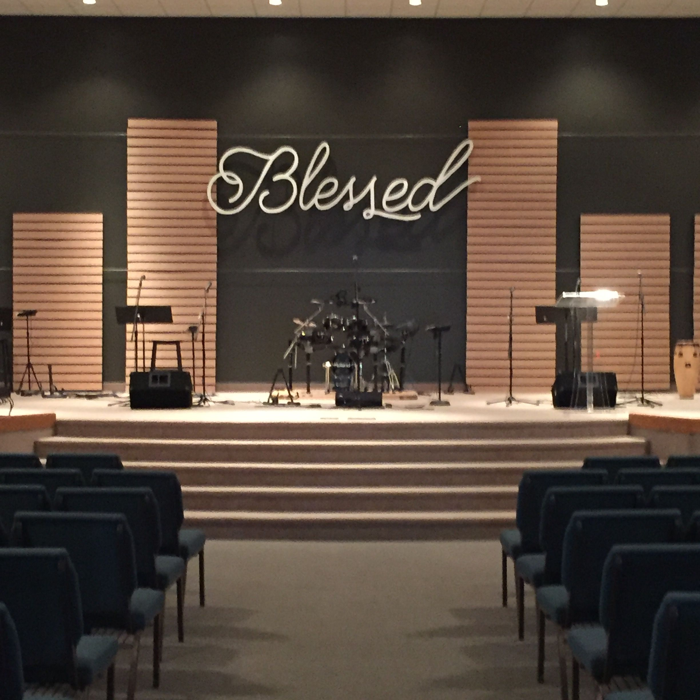 Blessed Sermon Series At Community Church Of Columbus Church