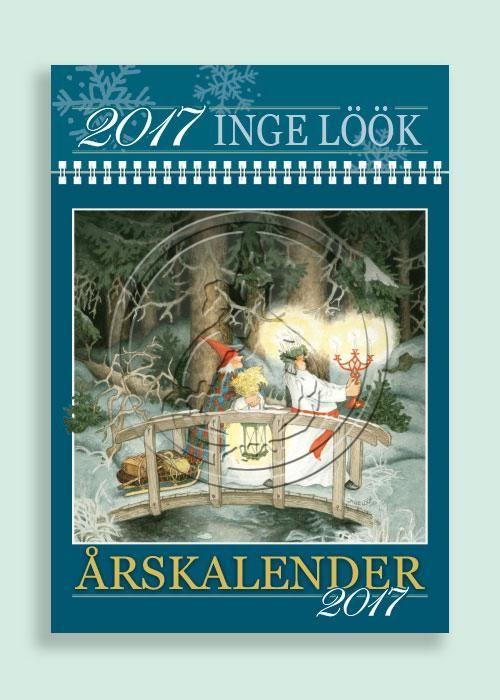 Årskalender 2017 (FISV) | Inge Löök