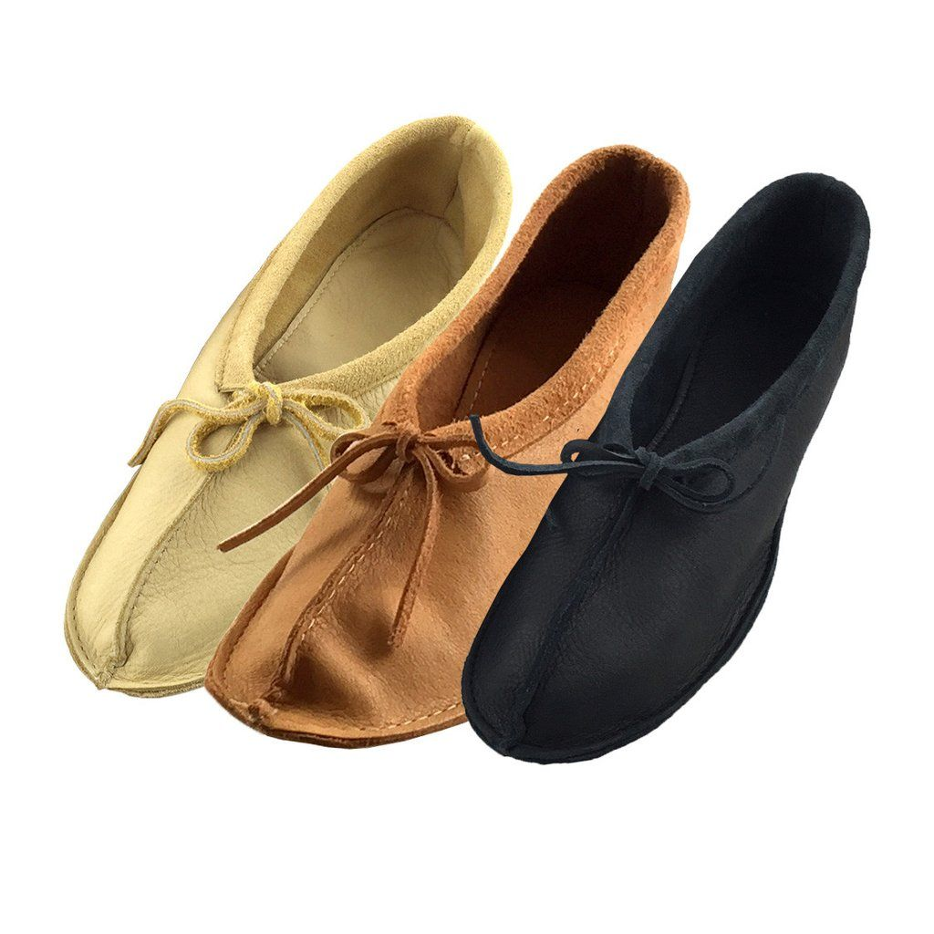 11745cdbc Description Details Sizing These women's ballerina style moccasin slippers  are great for ladies who want to have the feeling of.