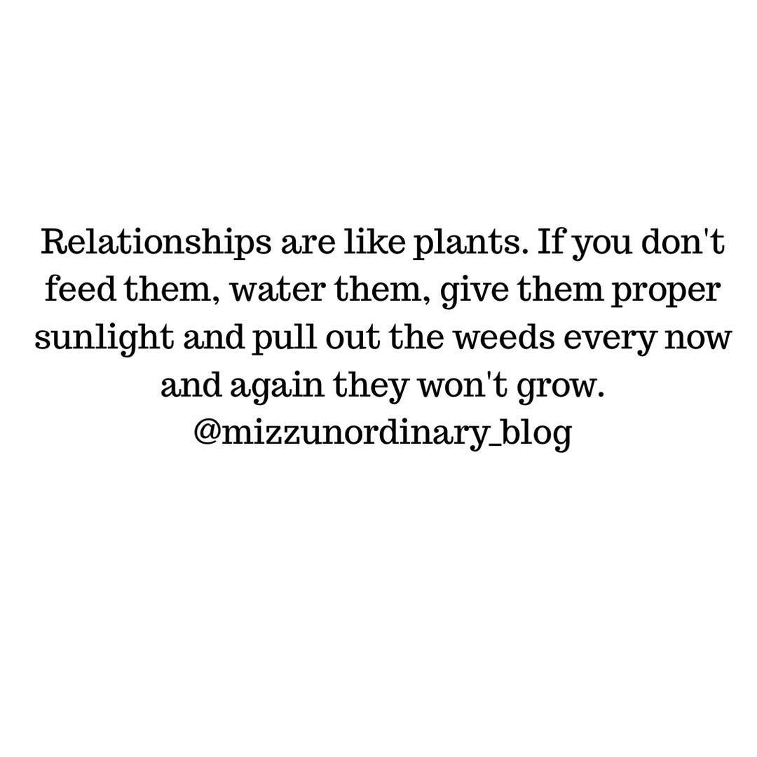Quotes About Effort In Relationships
