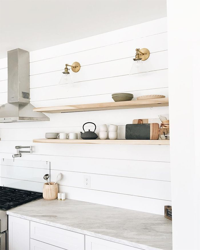 these 8 kitchen backsplashes are our latest design obsession rh pinterest com