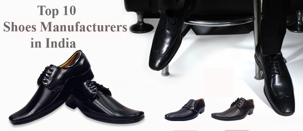 top shoe manufacturers