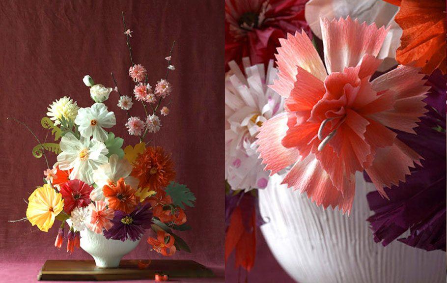 Styling The Green Vase Wedding Style