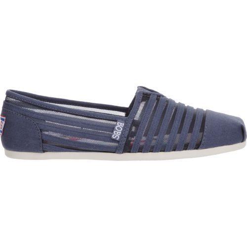 d6456ddb68 Skechers Bobs Women s Plush Adorbs Shoes (Navy