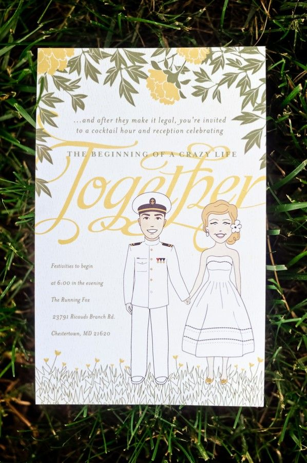 vintage wedding invitation text%0A VintageIllustrationWeddingInvitations