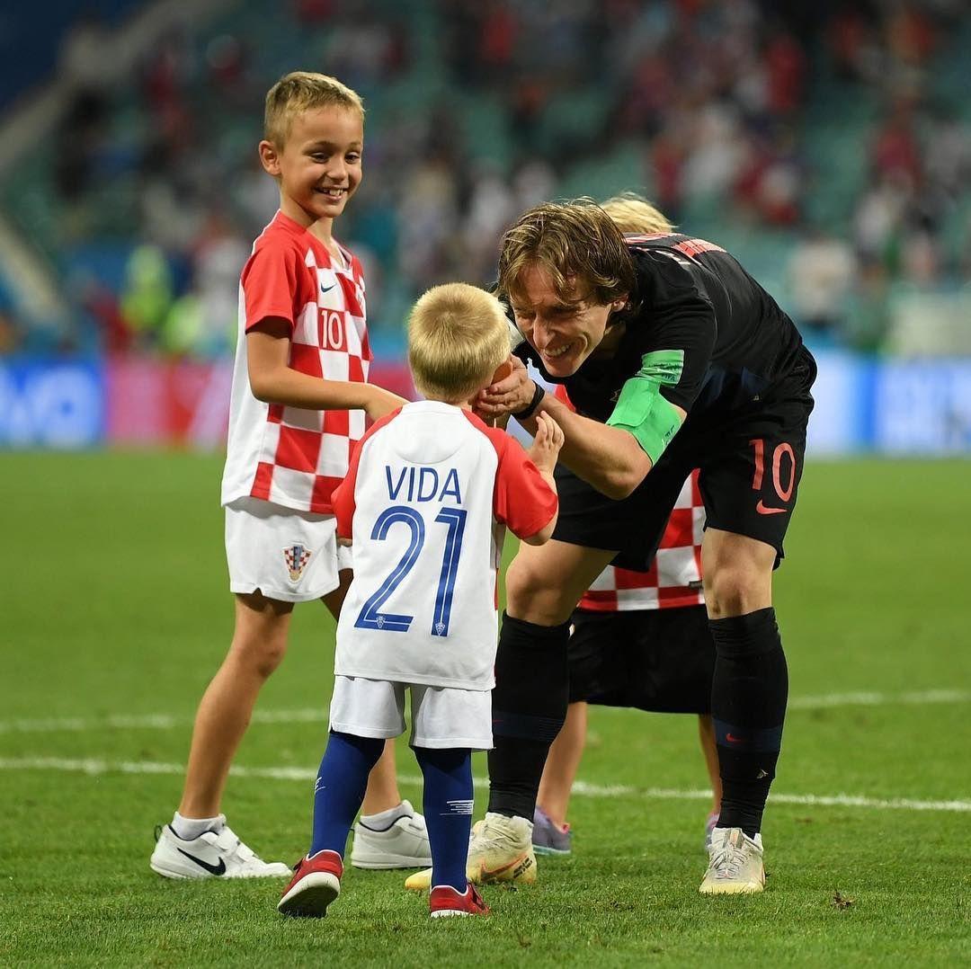 W杯は終わったけどクロアチア熱が全然下がらない #クロアチア #W杯 #ロシアW杯 #モドリッチ #modric #worldcup #realmadrid #football