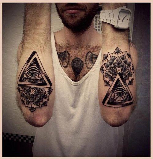 eye of providence tattoo