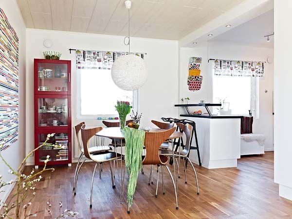 Sala Piccola Come Arredarla : Come arredare una piccola casa angolo colazione