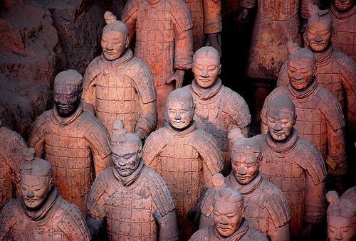 Xian's Terra Cotta Warriors