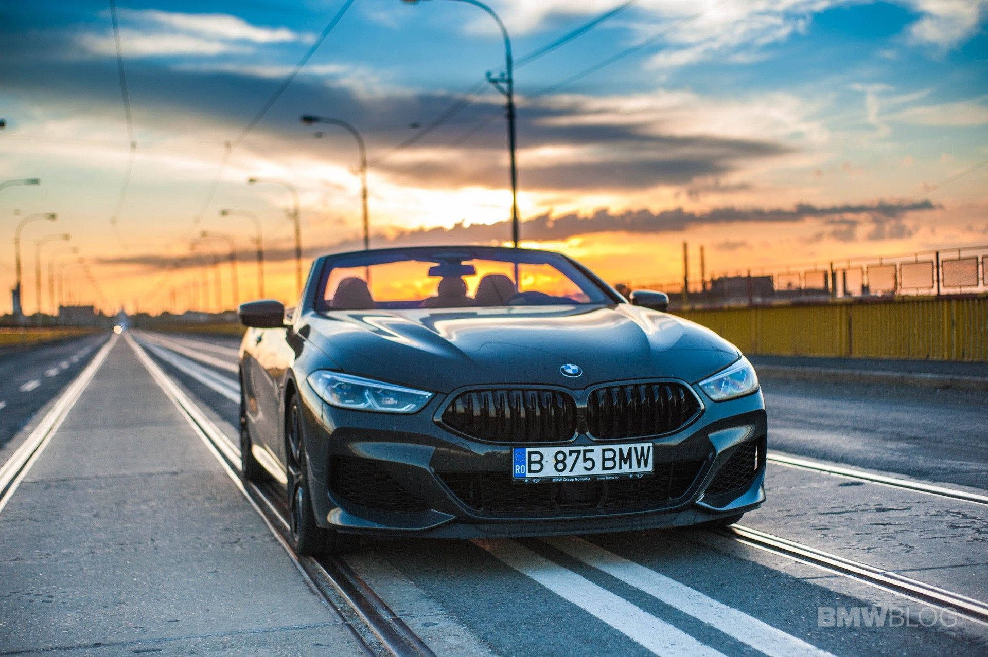 2019 Bmw M850i Xdrive Convertible Review Get In And Drive Bmw