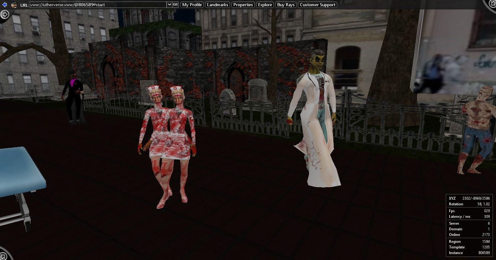 zombie rlc 9