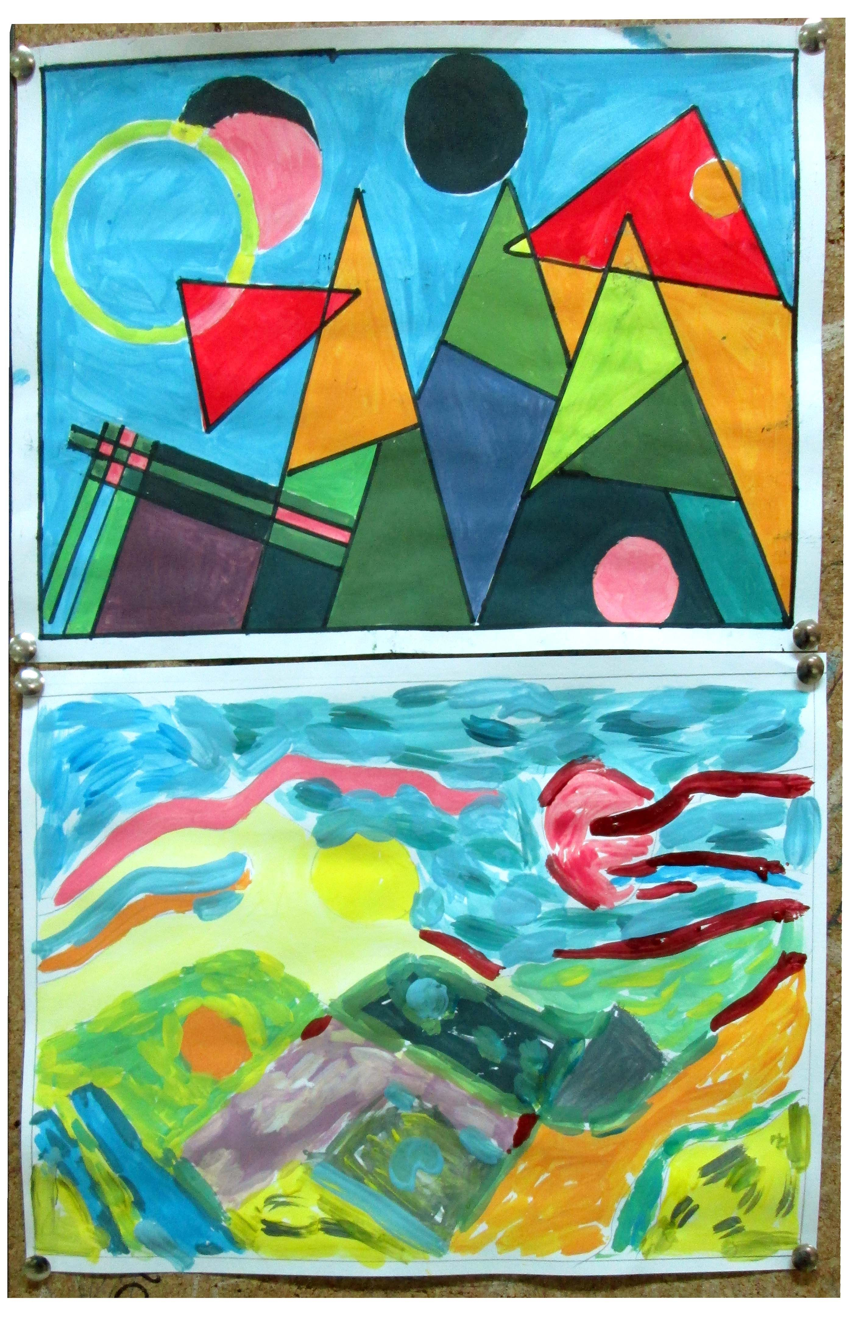 libro de artes plasticas para niños pdf