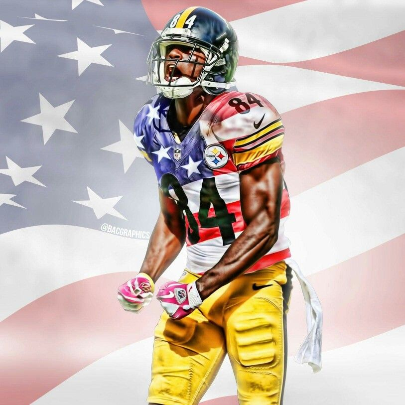 antonio brown wallpaper  Antonio Brown | Pittsburgh steelers | Pinterest | Antonio brown ...