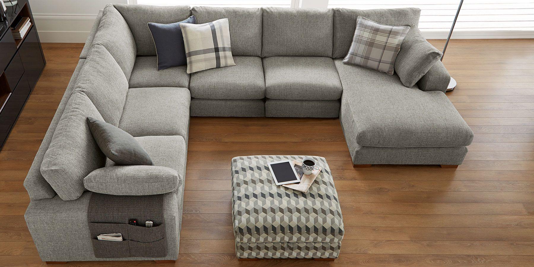buy sonoma modular left hand double seat modular natural blend dark rh pinterest com