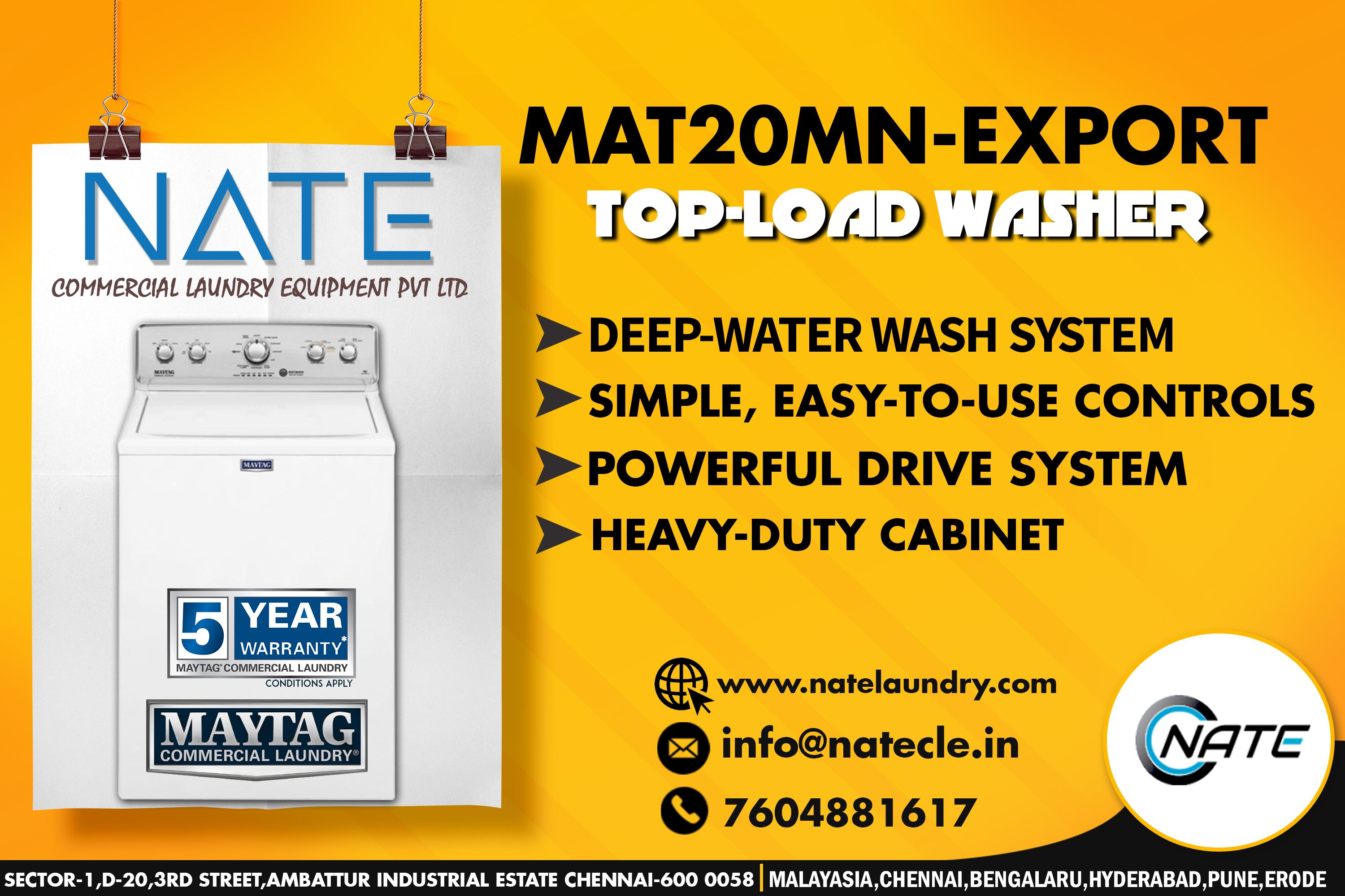 Pin By Nate Commercial Laundry Equipment Pvt Ltd On Commercial
