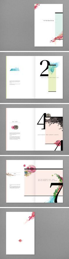 Combination of water color and typography editorial print layout book design graphic however  crossover like you see for page is either also best zine images on pinterest graph rh
