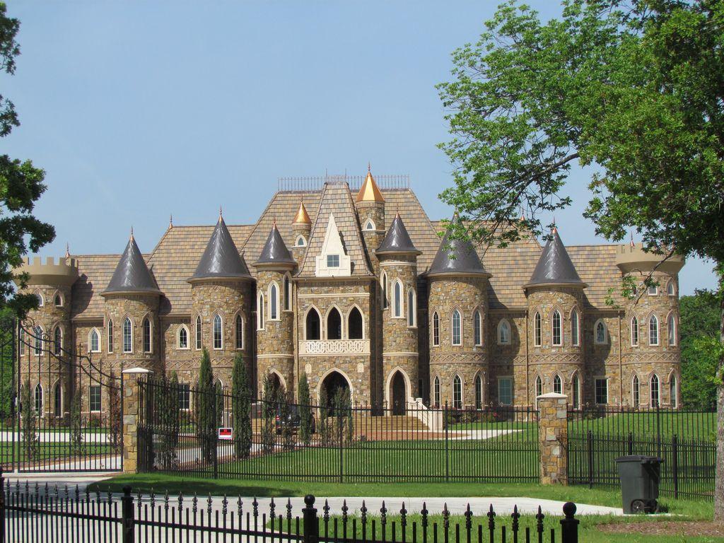 view source image castles house styles luxury homes castle rh pinterest co uk