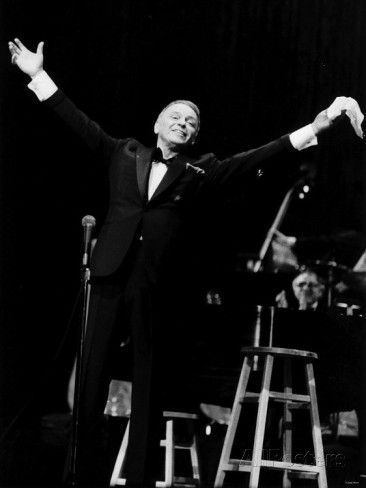 Thank you and Good night!  Frank Sinatra
