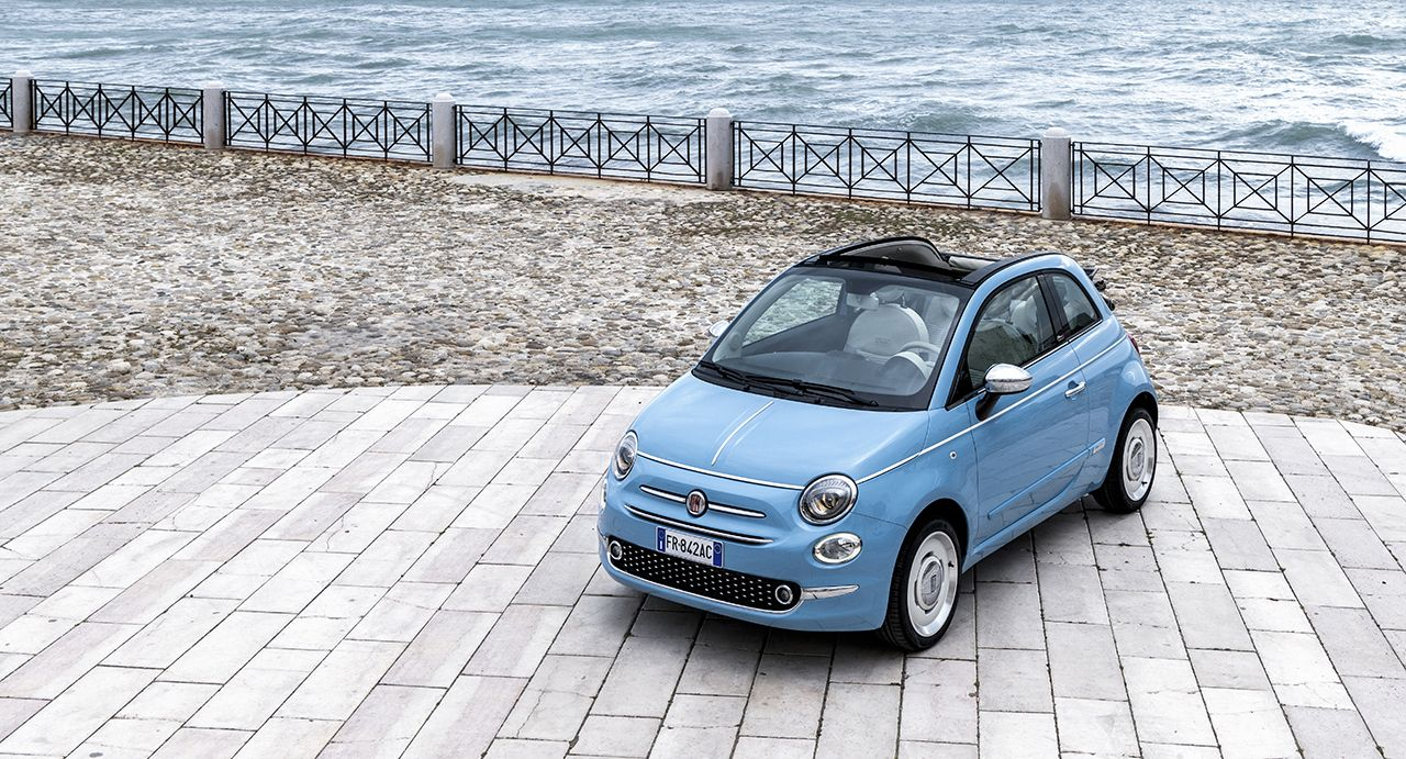 Fiat News Exclusive Fiat 500 Spiaggina 58 Is The Special
