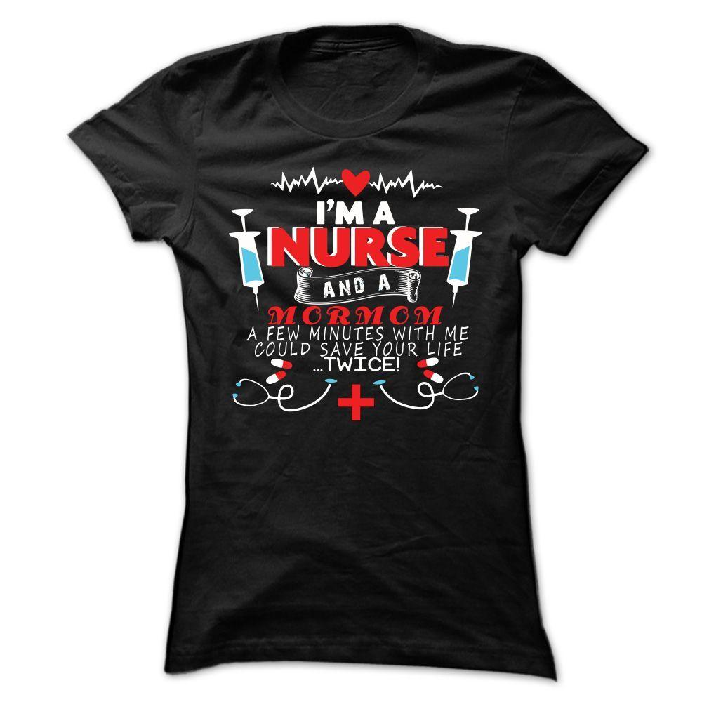 Mormon Nurse T Shirt, Hoodie, Sweatshirt
