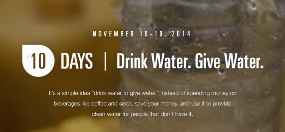 Living Water 10 Days (58 Film)