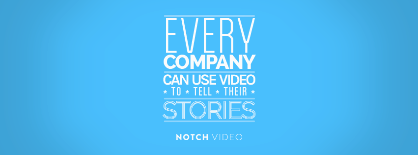 #Notch #Video  A new way to connect with #video experts
