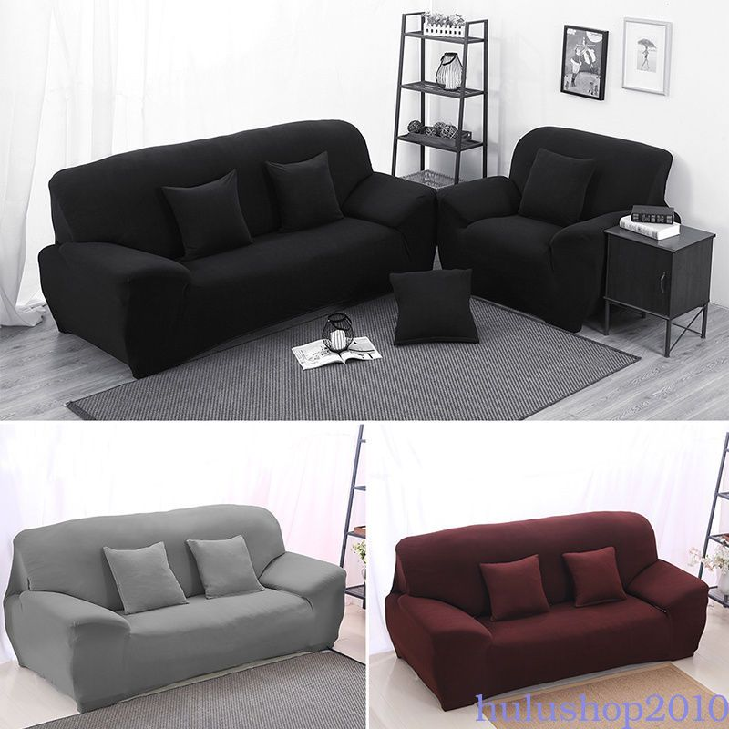 1 2 3 seater protector couch cover sofa cover slipcover full rh pinterest com