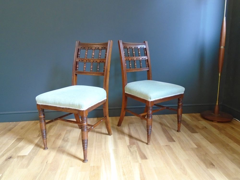 Gillows u0026 Co chairs designed by Bruce