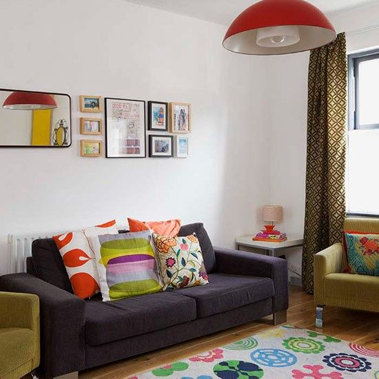 Be Inspired By Ciara S Quirky Family Home In Dublin Toque De Cores Pop Of Colors 2 Living Room Accessories Colourful Living Room Living Room
