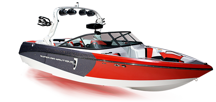 Super Air Nautique 230 Sport boats, Boat, Surfing waves