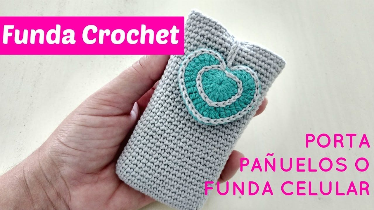 porta pañuelos | bolsos tejidos a crochet | Pinterest