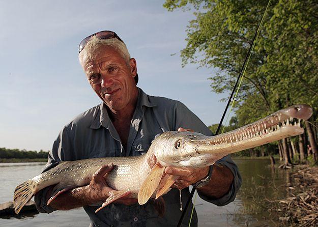 River monsters by jeremy wade gotta love jeremy wade for Jeremy wade fishing rod