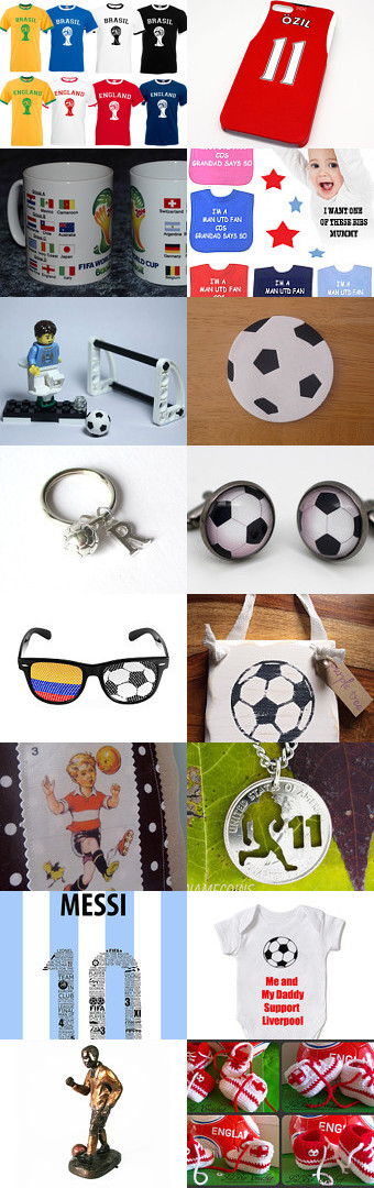 World Cup Final Day!! by TheDaintyBoutique on Etsy--Pinned with TreasuryPin.com