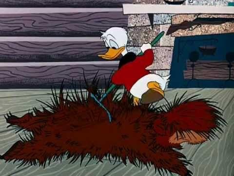 rugged bear - 1953 | alle donald duck | pinterest | donald duck