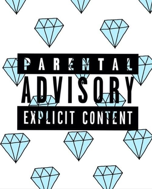 Wallpaper Ipad Iphone Ipod Parental Advisory