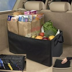 Fold Up Cargo Tote Apartment Wish Shopping List Trunk