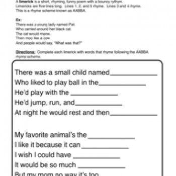 Poetry Resources Have Fun Teaching Poetry Worksheets Poem Template Poetry For Kids 3rd grade poetry worksheets