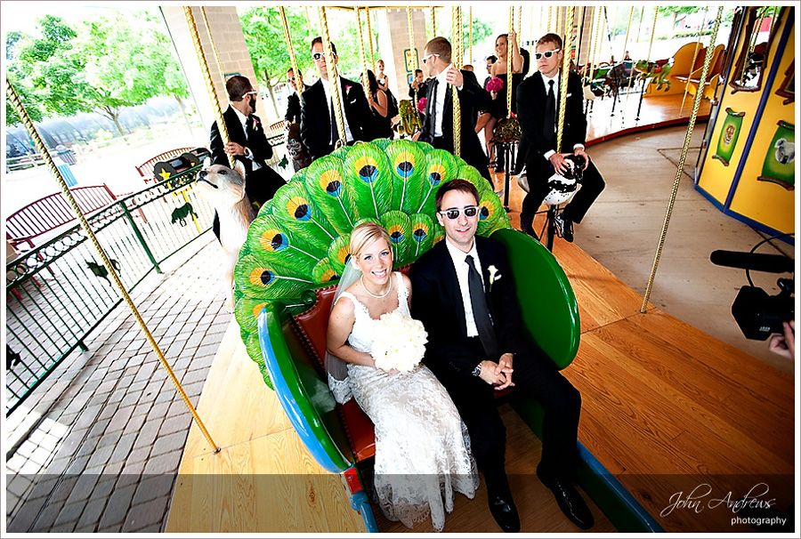 Brookfield Zoo Reception Chicago Wedding Venues Pictures